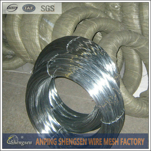 Galvanized Hanger Wire