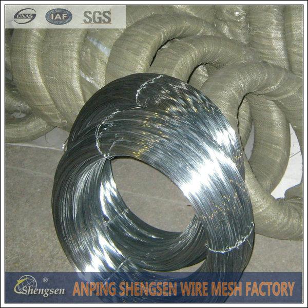 China Free Sample Galvanized Wire