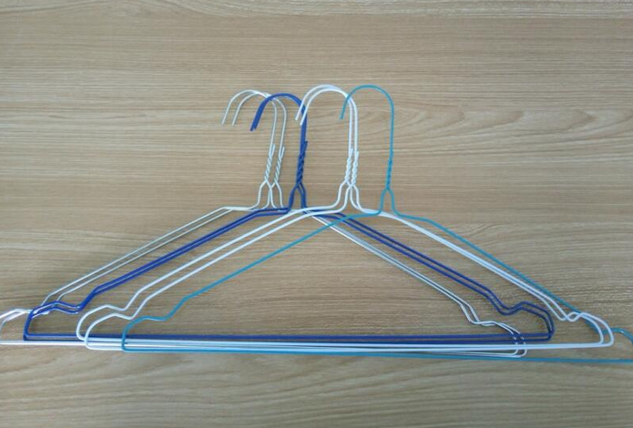 Colored PVC Coated wire 3.Wire Hangers