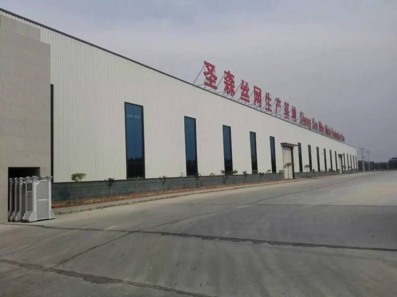 china hebei shengsen factory
