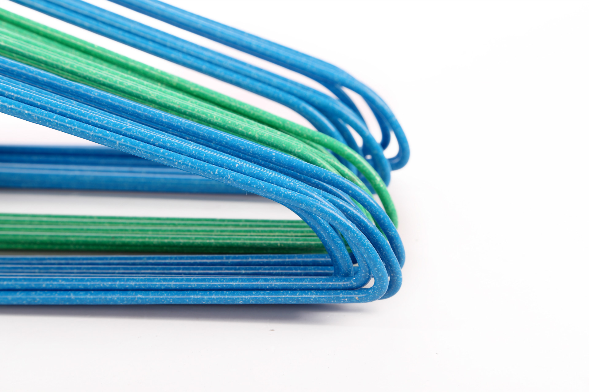 Colored PVC Coated Wire Hanger