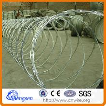 Concertina Razor Barbed Wire for sale