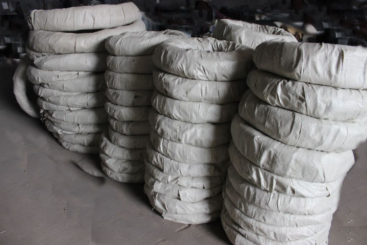 shengsen razor barbed wire packing