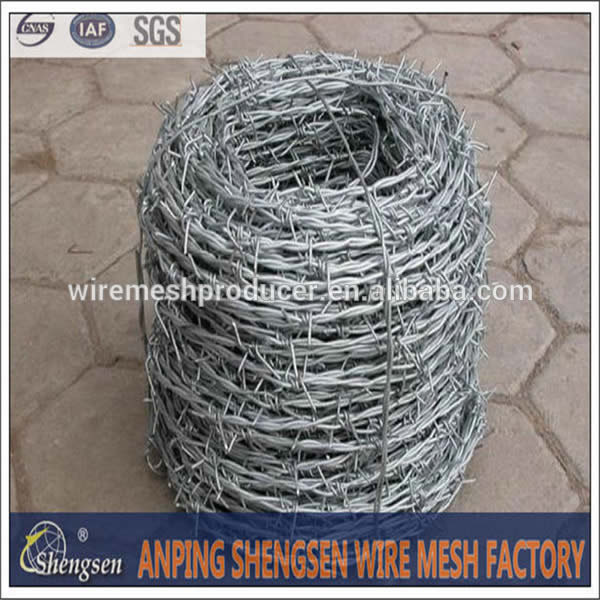 china shengsen barbed wire