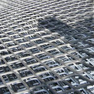 Aluminum?Expanded Metal Mesh