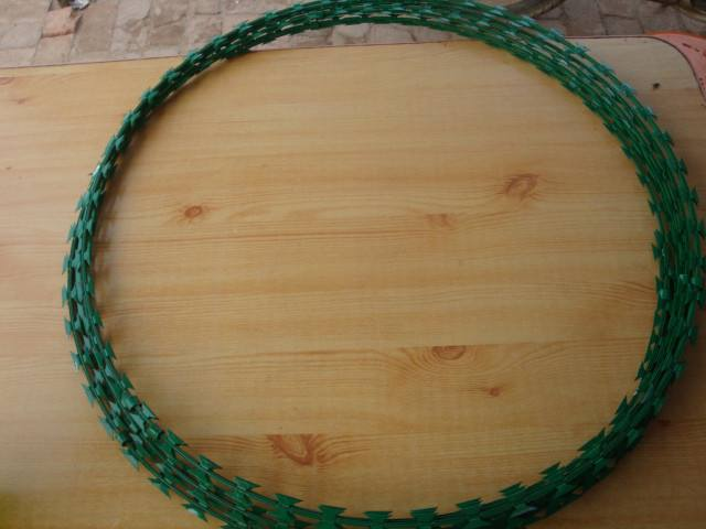 What should I pay attention to when purchasing PVC Coated Razor Wire? There are a lot of products that can be seen now, especially some protective products, which can provide more protection for our lives and many industries, so it can become a product that people will now know. Among them, PVC Coated Razor Wire can be said to be a guardrail that can be used in many places nowadays. Such PVC Coated Razor Wire can be used in many places, such as public places, highway construction, etc., and such guardrails are used. So now I have the question of PVC Coated Razor Wire, how can I choose the right one? When choosing such a PVC Coated Razor Wire, you can understand it in many aspects, such as the resistance of the product, and the performance, quality, flexibility, etc. I have to learn. The current PVC Coated Razor Wire can play a role in protecting the road. It can be used in highway protection and in the protection of related public places. If you want to use such a PVC Coated Razor Wire, you need to go through a lot of considerations before purchasing PVC Coated Razor Wire.