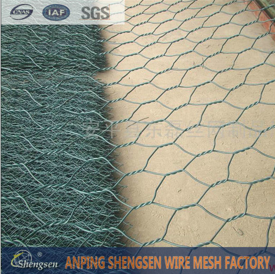 Type of Hexagonal Wire Mesh